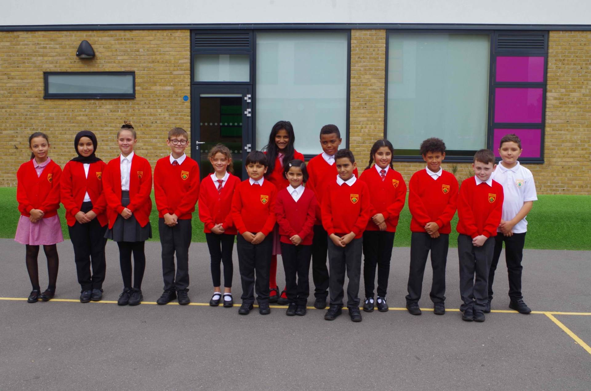 Weald Rise Primary School Council